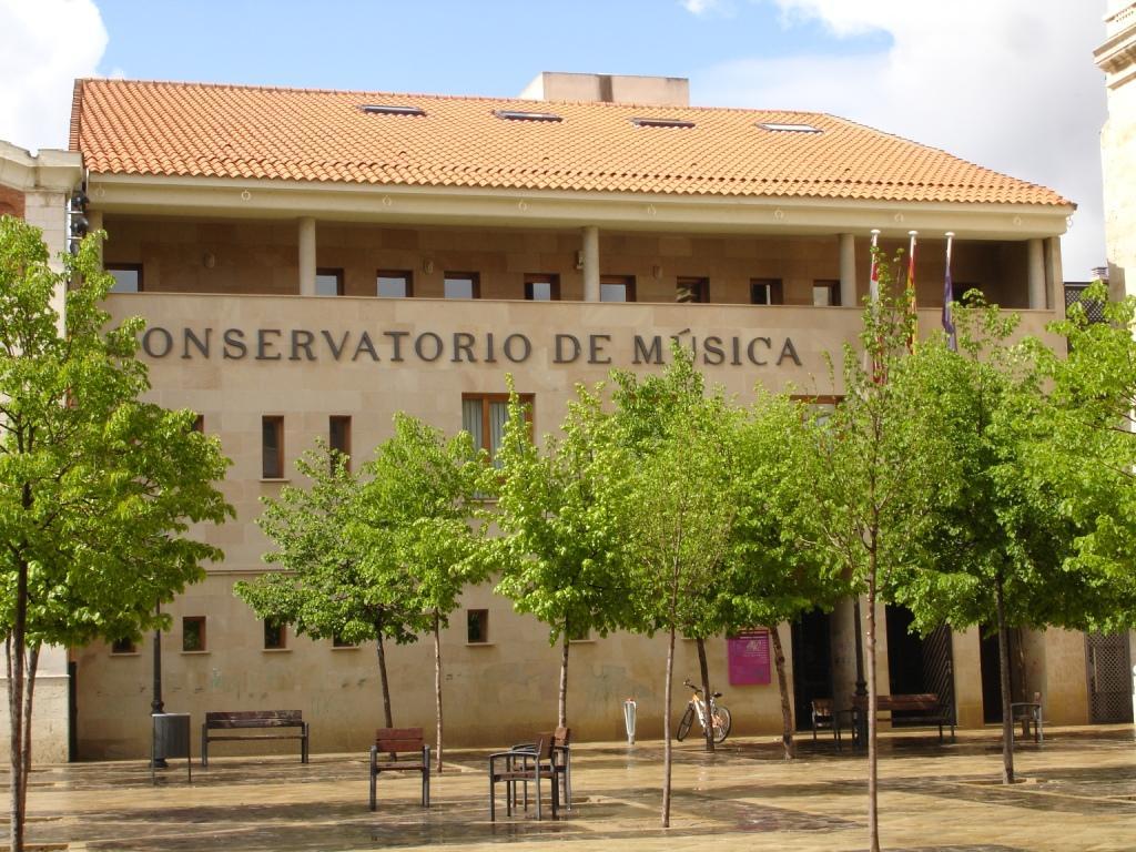 Conservatorio profesional de m sica de palencia for Conservatorio de musica